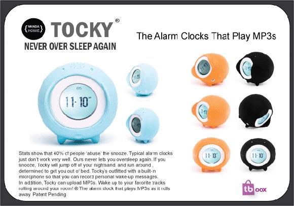 tocky