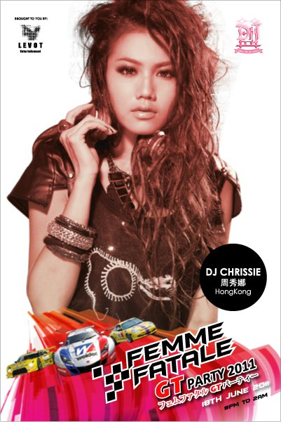 DJ Chrissie Chau