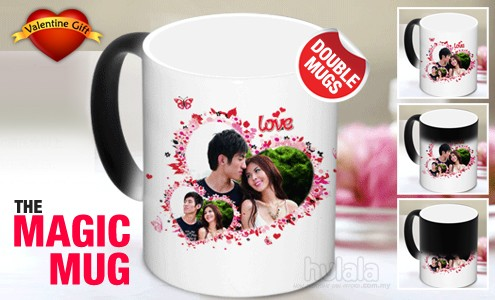 Magic Mug Valentine