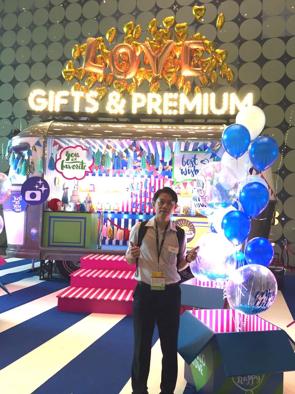 HKTDC - Gifts & Premium Fair